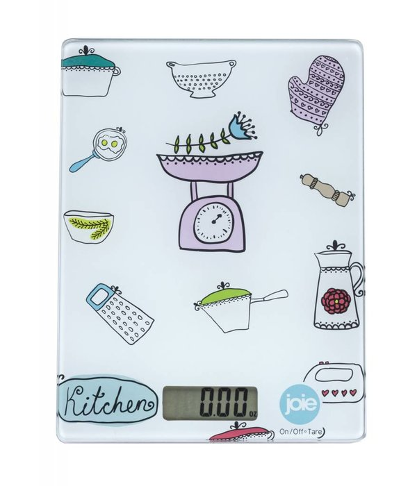 """Balance de cuisine numérique """"Kitchen"""" de Joie"""