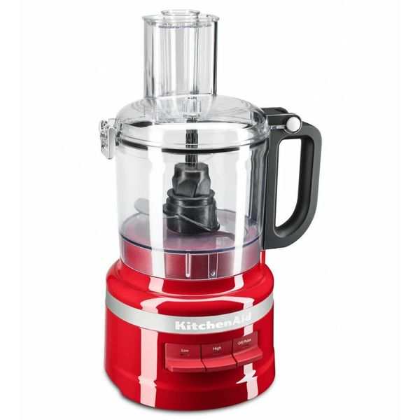 KitchenAid 7 Cup  Food Processor Red