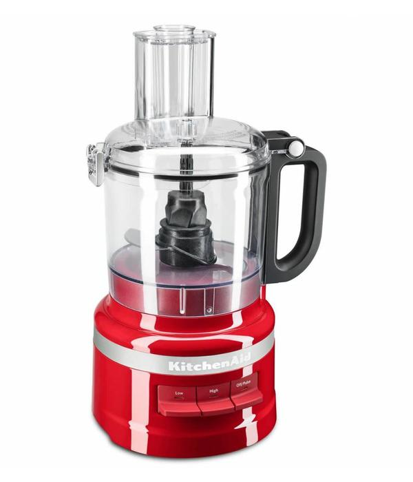 KitchenAid KitchenAid 7 Cup  Food Processor Red