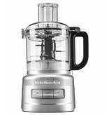 KitchenAid Robot culinaire 7 tasses argent de KitchenAid