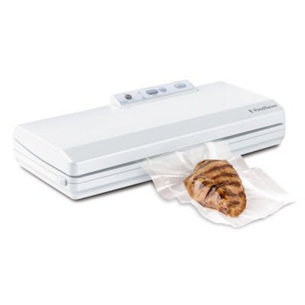 FoodSaver® Countertop V2040 Vacuum Sealing System, White with Starter Kit