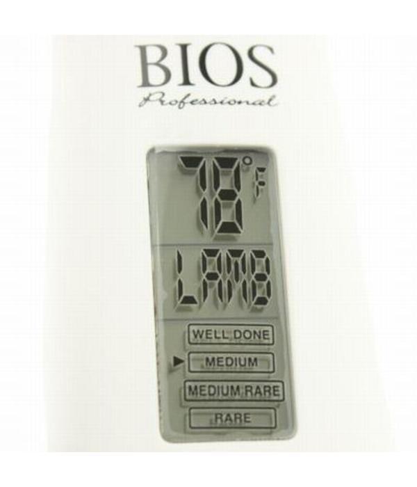 Thermomètre fourchette numérique par BIOS