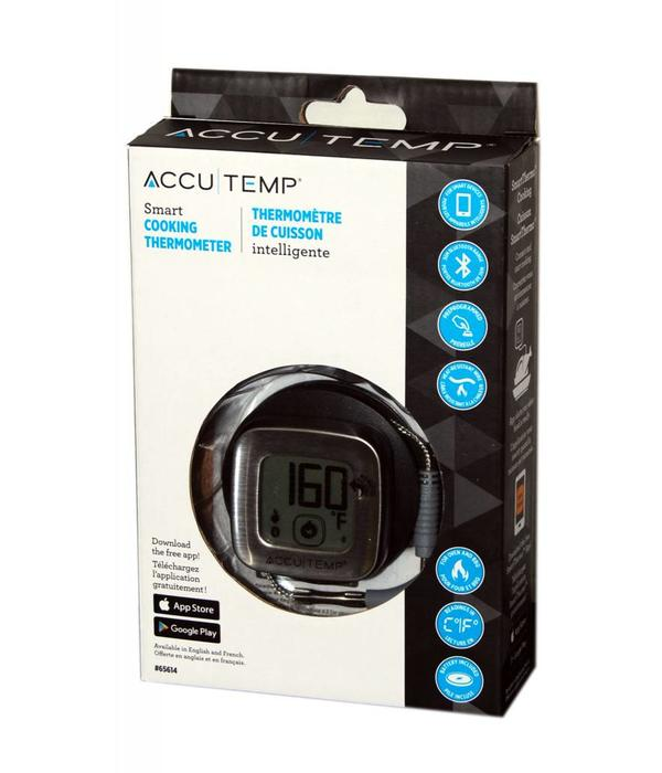 AccuTemp Smart Cooking Thermometer (Android/Apple)
