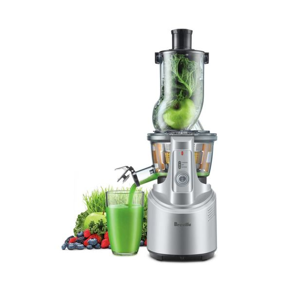 "Breville ""The Big Squeeze"" Slow Juicer"