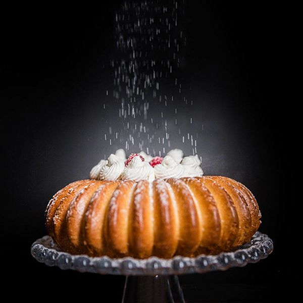 Moule Gâteau 3D Silicone Raggio par Silikomart