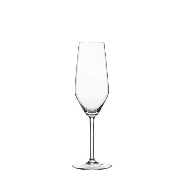 "Spiegelau Set of 4 Champagne ""Style"" Glasses"