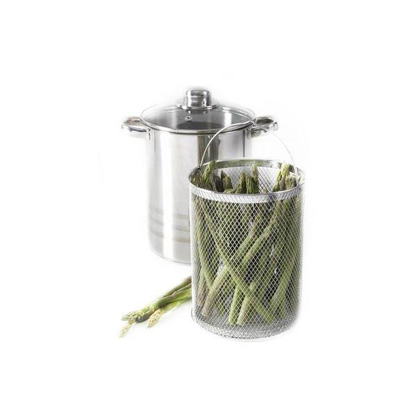 """Oster """"Balfour"""" Asparagus Pot"""
