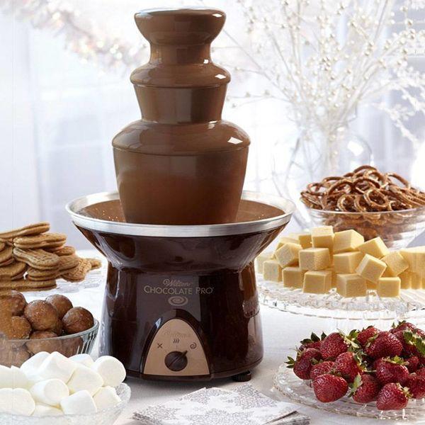 Fountain Chocolat par Wilton