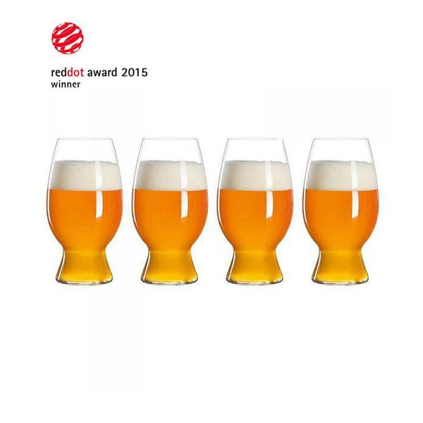 Spiegelau American Wheat Beer Glass Set of 4