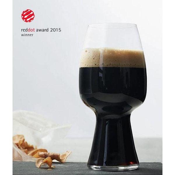 Ensemble de 4 verres à bière Stout par Spiegelau