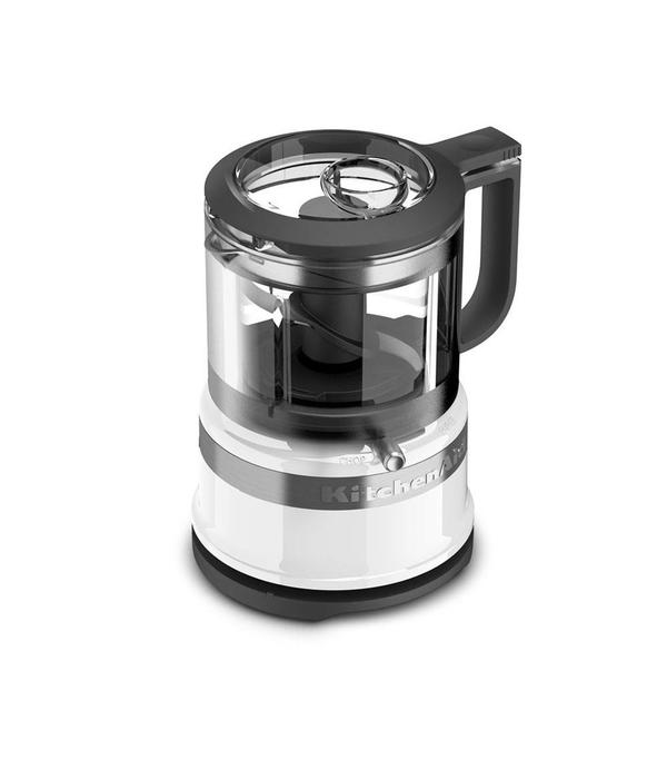 KitchenAid Mini-robot culinaire 3½ tasses par KitchenAid ,Blanc