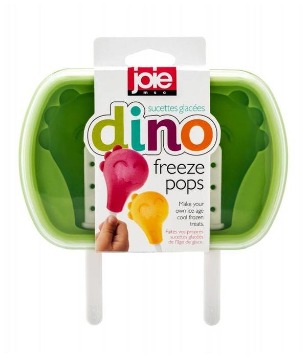"Joie ""Dino""  Freeze Pops"