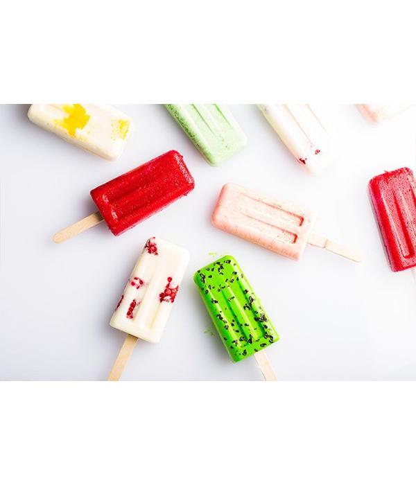 """Silikomart Moule à sucettes glacées """"Vintage"""" de Silikomart"""