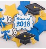 """Ann Clark Ann Clark Graduation Cap Cookie Cutter 4.38"""""""