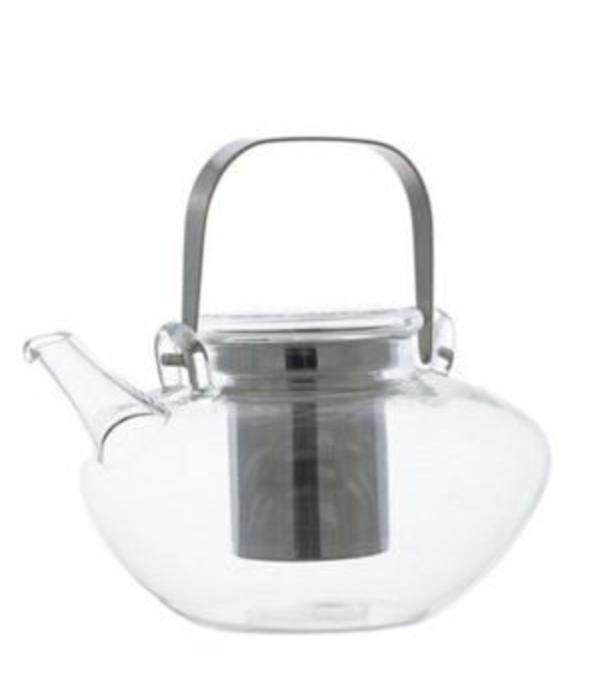 "Grosche Grosche ""Tuscany"" Glass Tea Pot with Infuser"