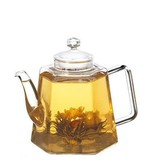 """Grosche Grosche """"Vienna"""" Glass Tea Pot with Strainer"""