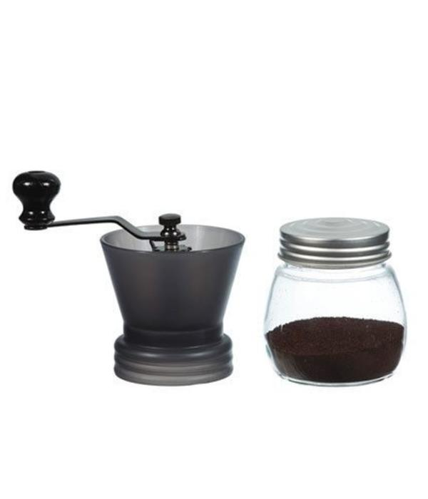"Grosche Grosche ""Bremen"" Manual Coffee Grinder Red"