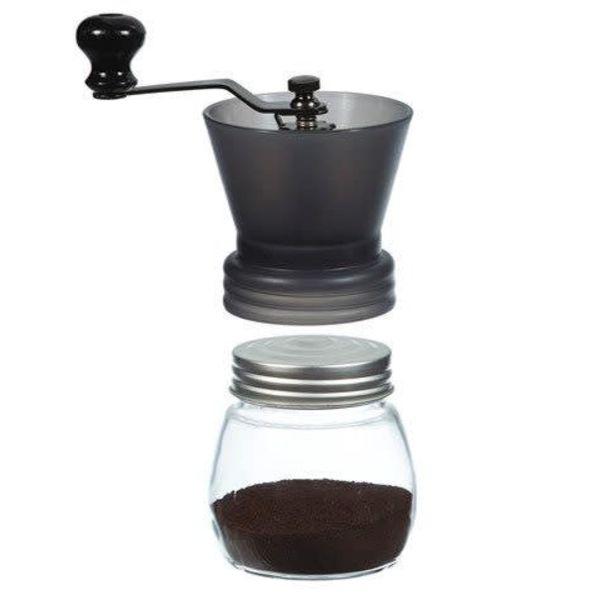 """Grosche """"Bremen"""" Manual Coffee Grinder Black"""