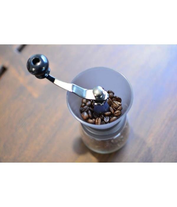"Grosche Grosche ""Bremen"" Manual Coffee Grinder Black"