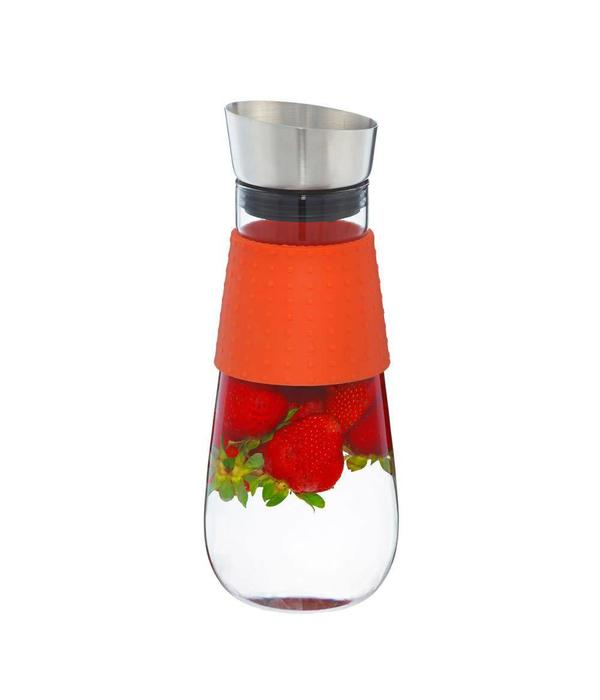 "Grosche Grosche ""Maui"" Elegant Water Pitcher with Lid"
