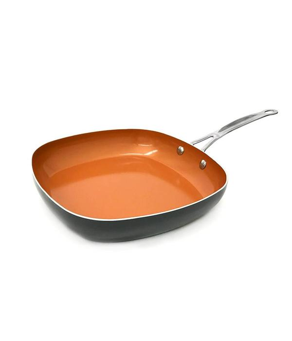 Gotham Steel Gotham Steel Copper 24 cm Square Fry Pan