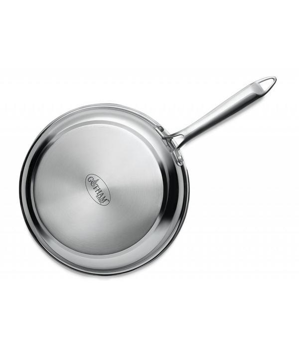Gotham Steel Gotham Steel Copper 21.5 cm Stainless Steel Fry Pan