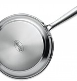 Gotham Steel Gotham Steel Copper 25 cm Stainless Steel Fry Pan