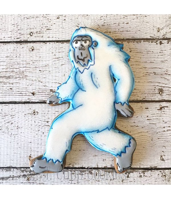 """Emporte-pièce """"Bigfoot"""" par Ann Clark"""