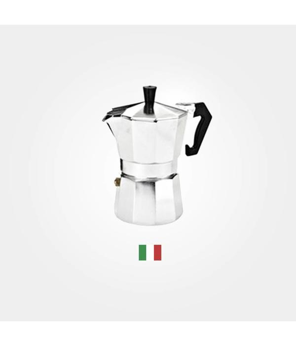 Adamo Italian Traditional  Espresso Maker 12 Cups