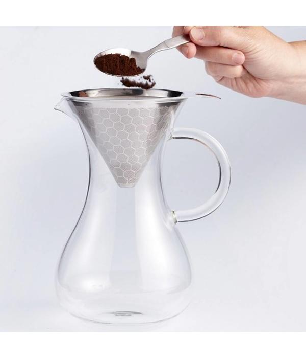 """Ensemble À Café Filtre """"Colombia"""" 1.2L par Brilliance"""