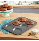 Chicago Metallic Non-Stick  Muffin Top™ Pan