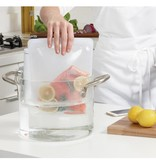 Stasher Stasher Reusable Half-Gallon Bag - Clear