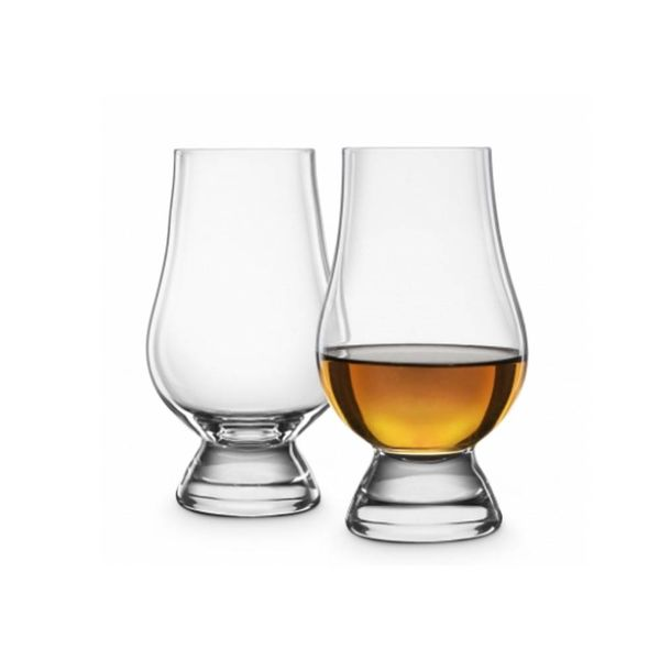 Final Touch Set of 2 Whiskey Tasting Glasses