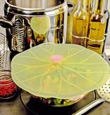 "Couvercle ""Lily Pad""  en silicone de Charles Viancin 28 cm"