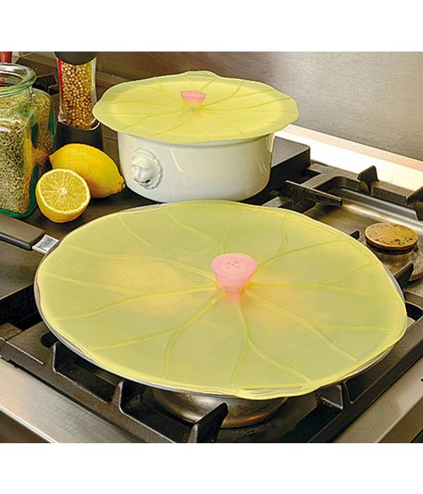 Charles Viancin Silicone Lily Pad Lid 33 cm