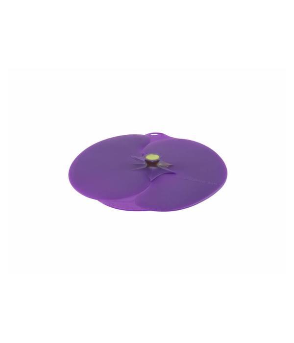 Charles Viancin Silicone Eggplant Lid 20 cm