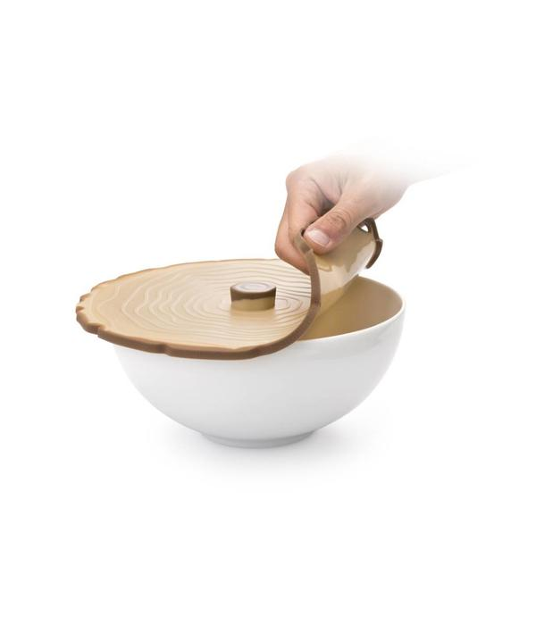 Charles Viancin Silicone Timber Lid 28 cm