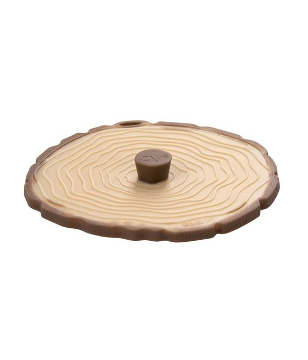 Charles Viancin Silicone Timber Lid 23 cm
