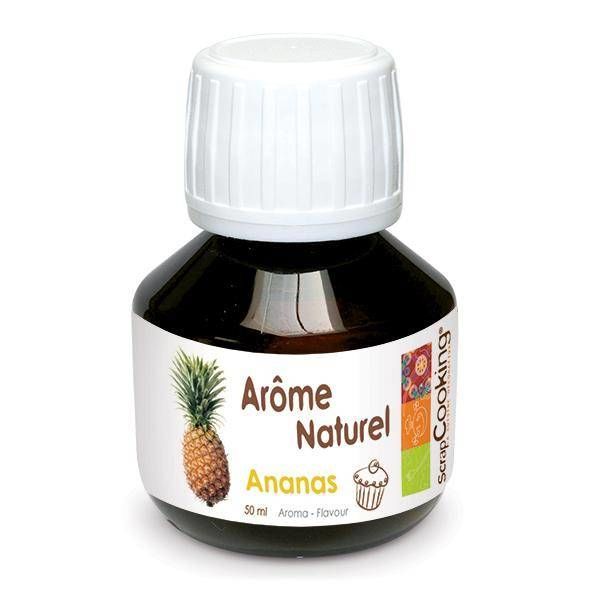 Arôme naturel Scrapcooking 50ml Ananas