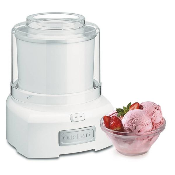 Cuisinart Automatic Frozen Yogurt-Ice Cream and Sorbet Maker
