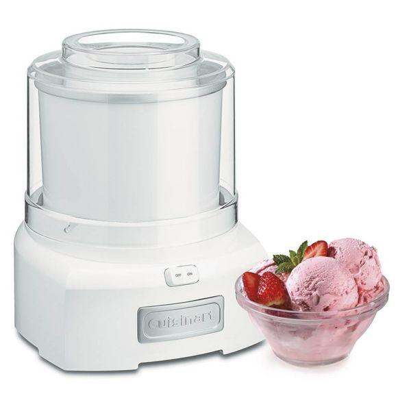 Machine à yogourt glacée-crème glacée et sorbet de Cuisinart