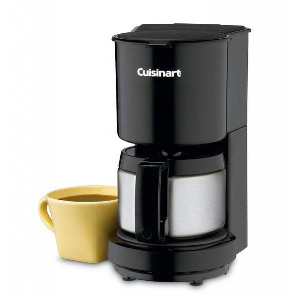 Machine à café 4-tasses de Cuisinart