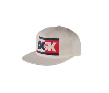 DGK Anthem Snapback Cap