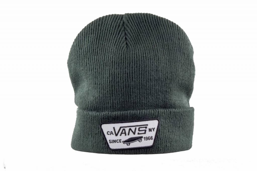 vans black beanie