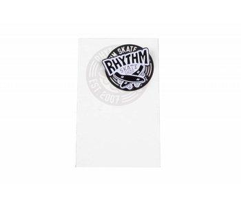 Rhythm Skateshop Pin