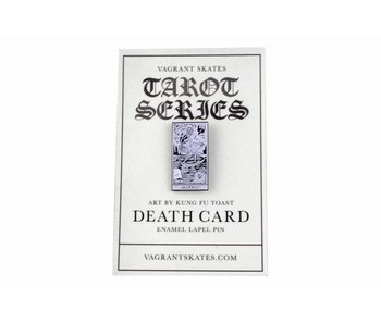 Vagrant Death Card Pins