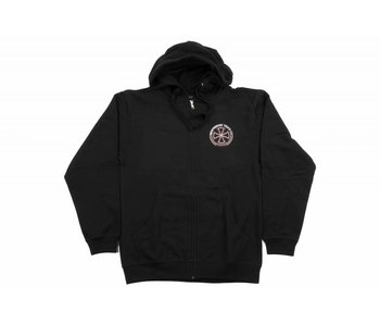 Independent Rails Hooded Zip Sweatshirt
