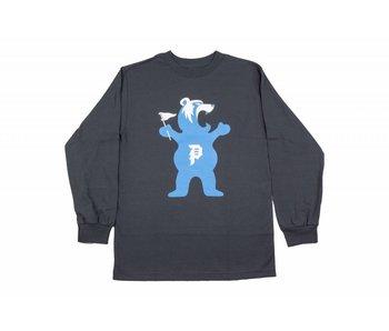 Primitive X Grizzly Mascot L/S Shirt