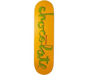 Chocolate Original Chunk Deck 8.5 x 31.875 in