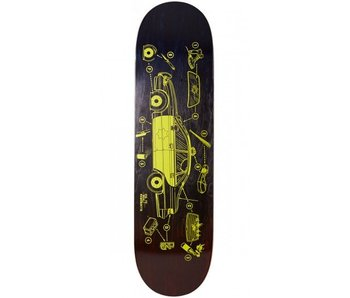 Real Damage Deck 8.38 x 32.25 in